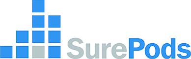 Surepods Logo